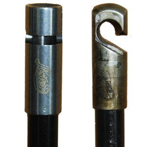 Lister Long Nylon Core for Solid Drive