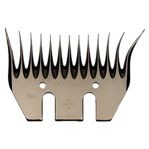 Supershear Combs
