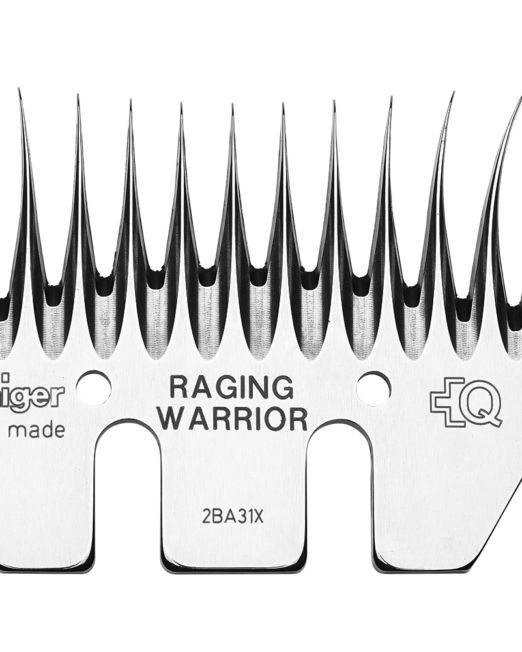 Heiniger Raging Warrior Comb