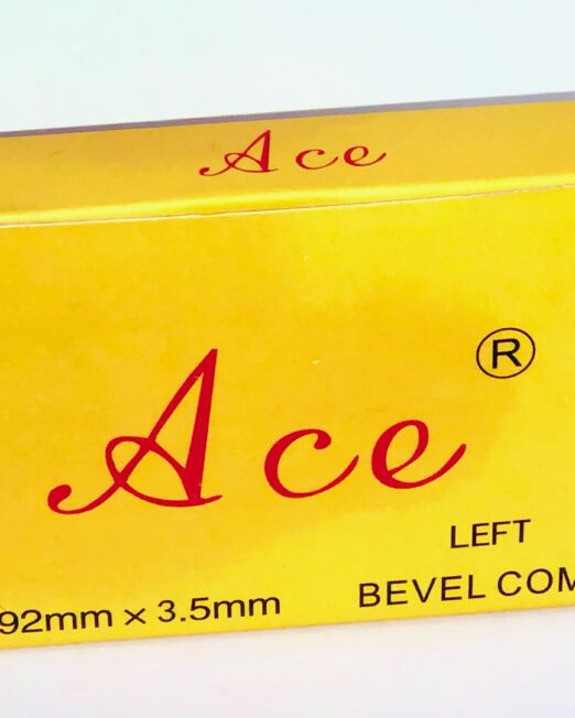 Ace left handed comb